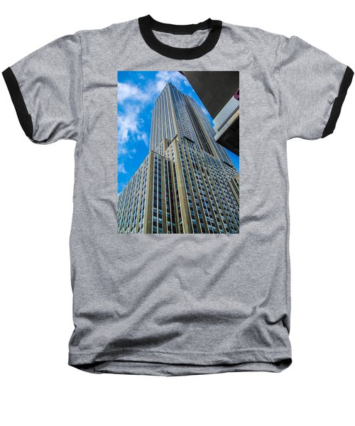 City Tower Baseball T-Shirt