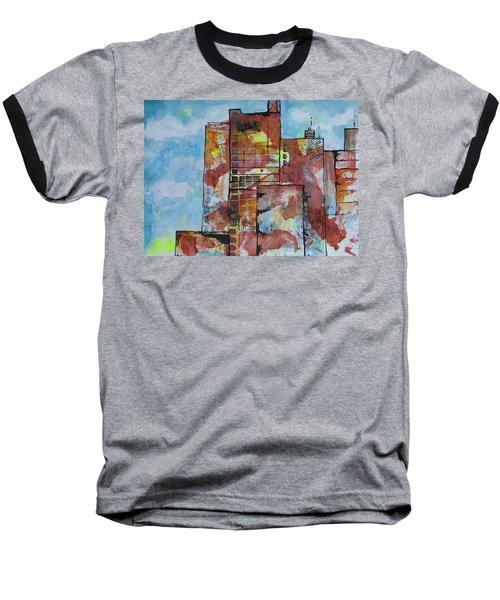 Cityscape 230 Baseball T-Shirt