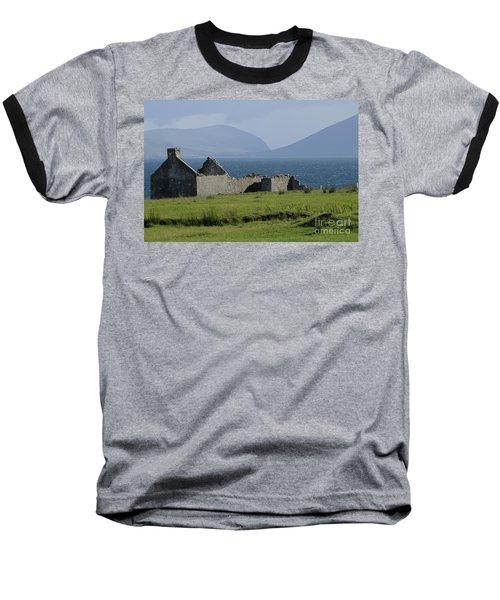 Claggan Island Baseball T-Shirt