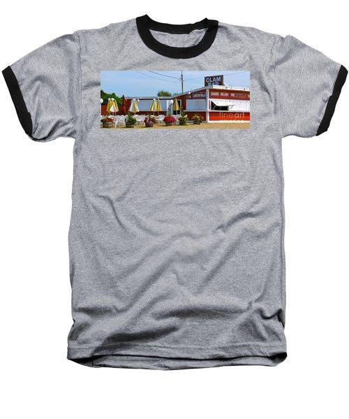 Clam Bar Baseball T-Shirt