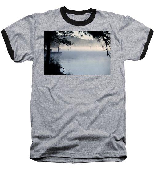 Calm Day Baseball T-Shirt