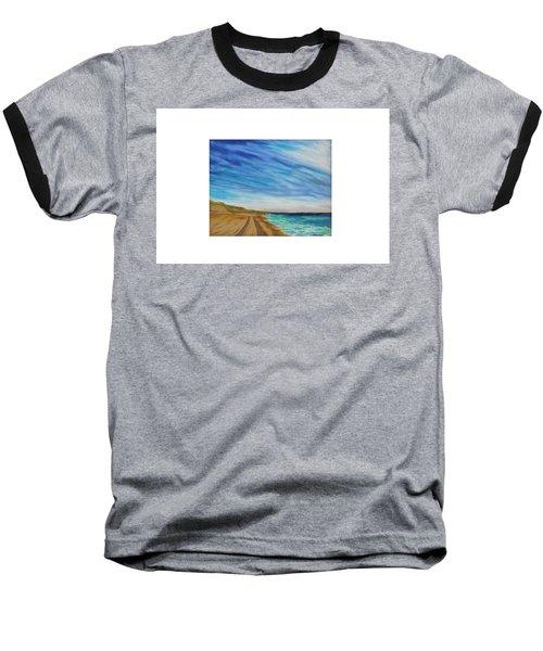Clammin Home Baseball T-Shirt