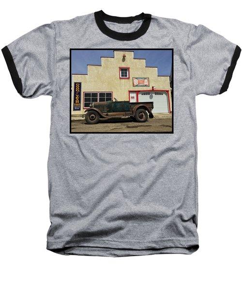 Clampet Baseball T-Shirt