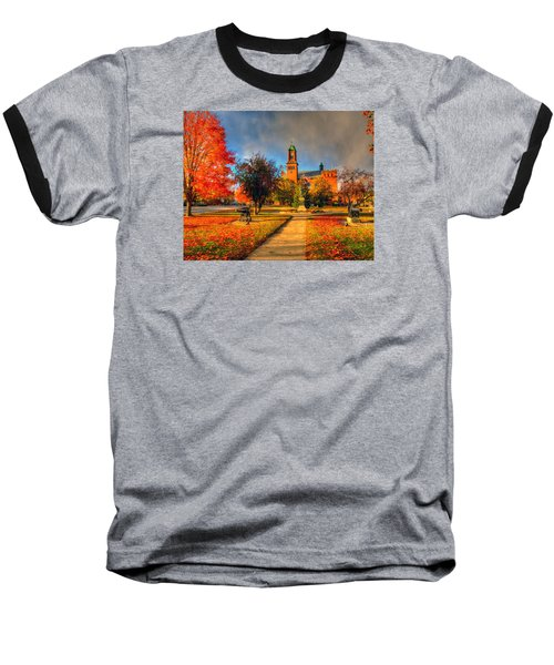 Claremont Center 234 Baseball T-Shirt