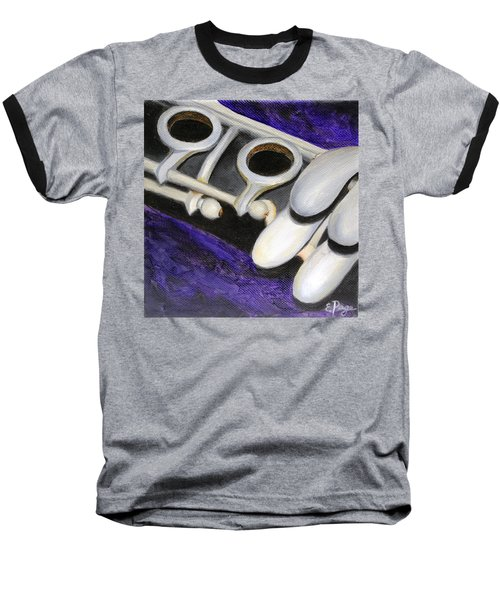 Clarinet Baseball T-Shirt