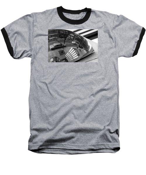Clark Street Baseball T-Shirt by David Gilbert