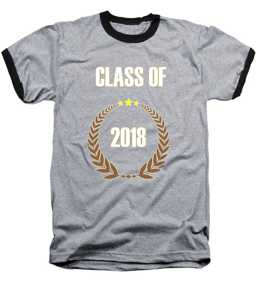 Class Of 2018 Baseball T-Shirt