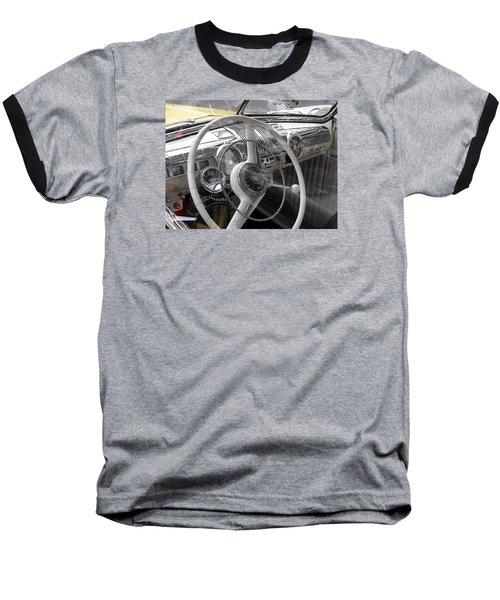 Baseball T-Shirt featuring the photograph Classic by Allen Beilschmidt