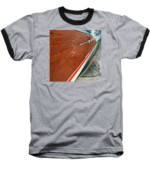 Classic Aquarama Baseball T-Shirt