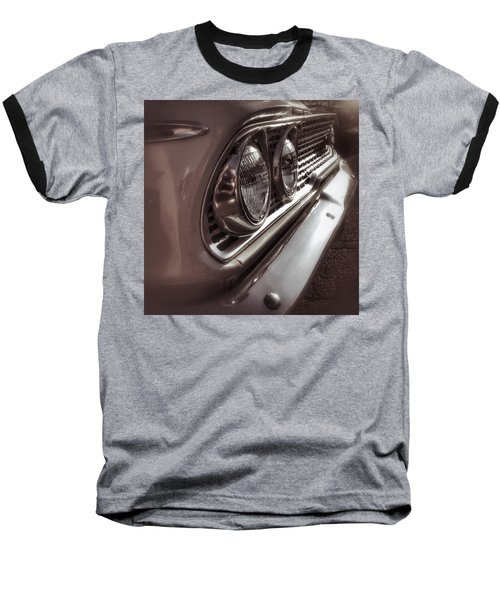 Classic Car 5 Baseball T-Shirt