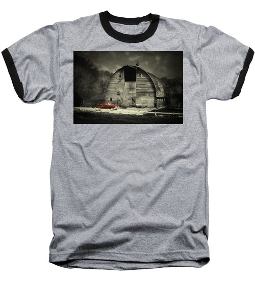 Baseball T-Shirt featuring the photograph Classic Chevrolet  by Julie Hamilton
