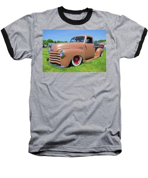 Classic Chevrolet Truck Baseball T-Shirt