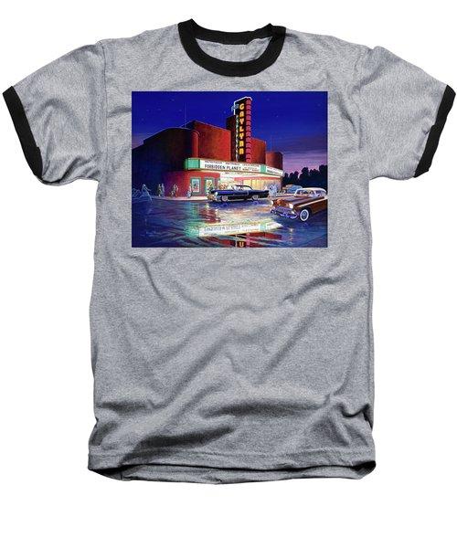 Classic Debut -  The Gaylynn Theatre Baseball T-Shirt