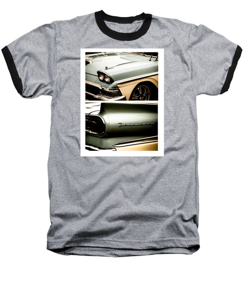 Baseball T-Shirt featuring the photograph Classic Duo 2 by Ryan Weddle