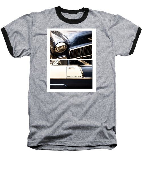 Baseball T-Shirt featuring the photograph Classic Duo 5 by Ryan Weddle