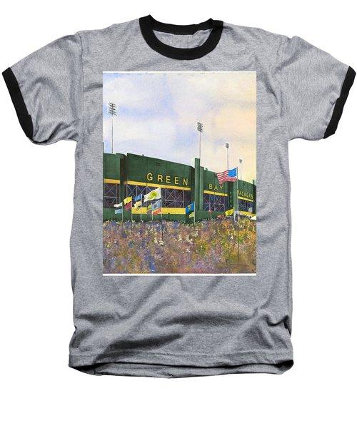 Classic Lambeau Baseball T-Shirt