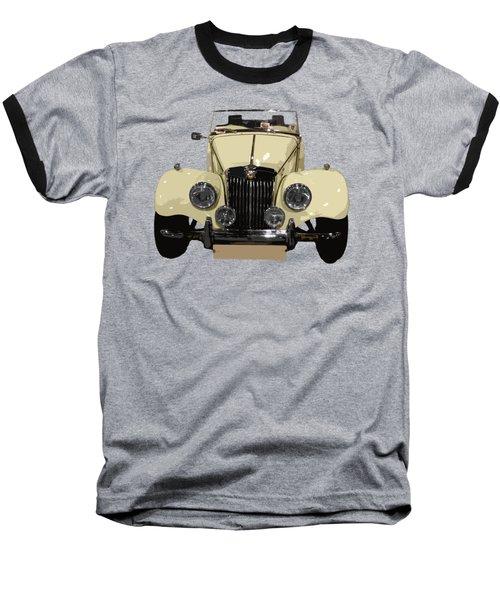 Classic Motor C Art Baseball T-Shirt