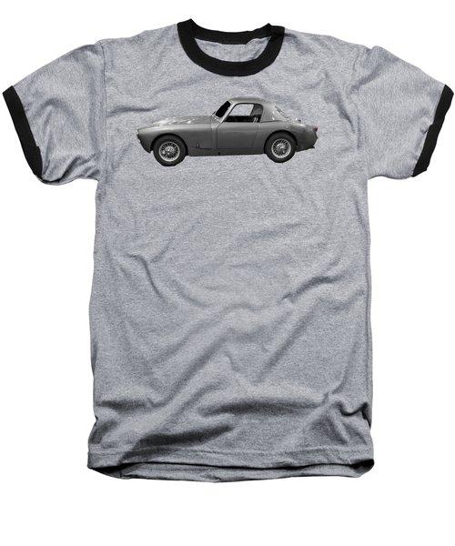 Classic Sports Silver Art Baseball T-Shirt