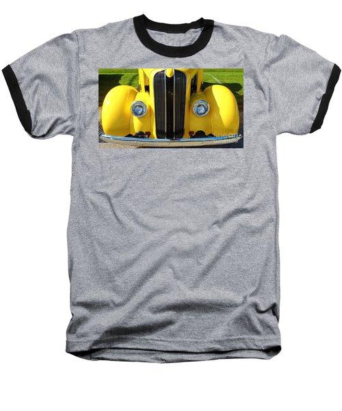 My Ride's Here Baseball T-Shirt