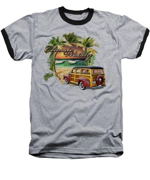 Classic Woody Baseball T-Shirt