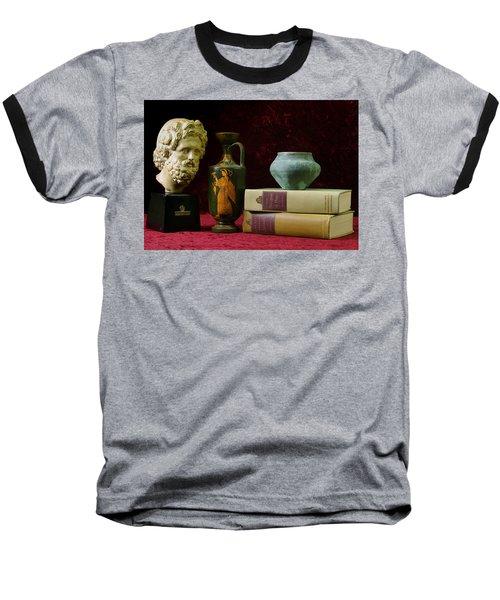 Classical Greece Baseball T-Shirt