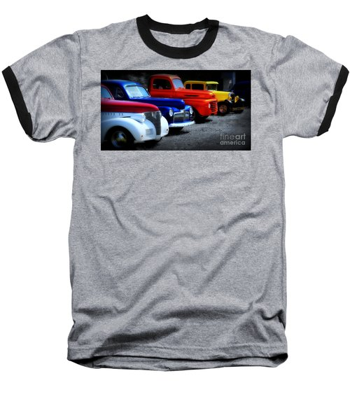 Classics Baseball T-Shirt by Perry Webster