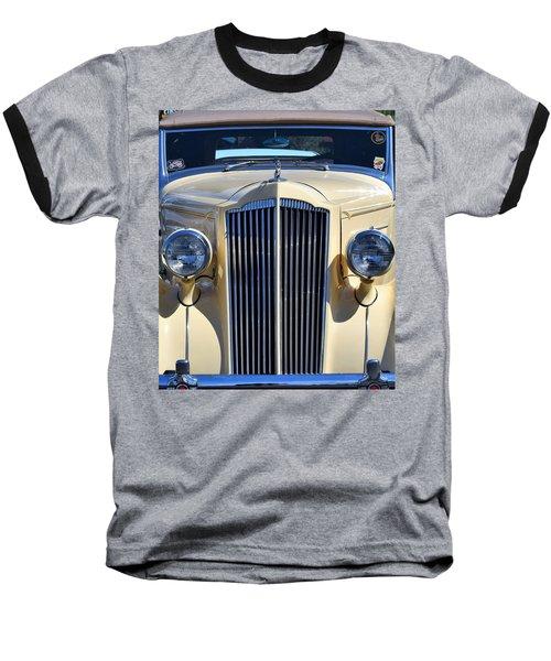 Classy Chassy Baseball T-Shirt