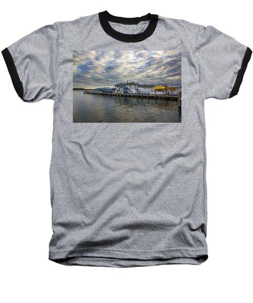 Claudio's Dock Baseball T-Shirt