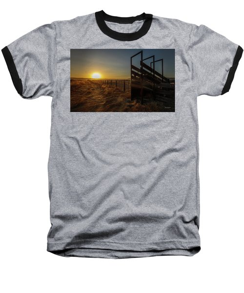 Clear Day Coming Baseball T-Shirt