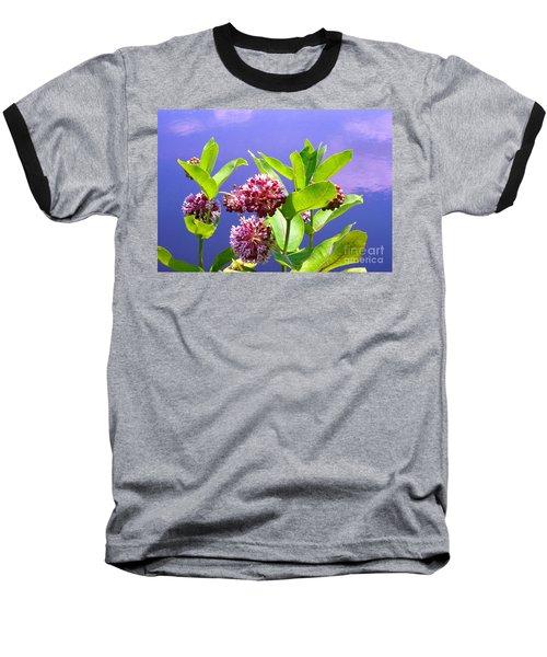 Clear Simple Beauty Baseball T-Shirt