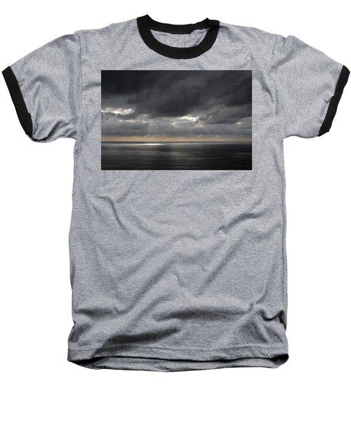 Clearing Storm Baseball T-Shirt