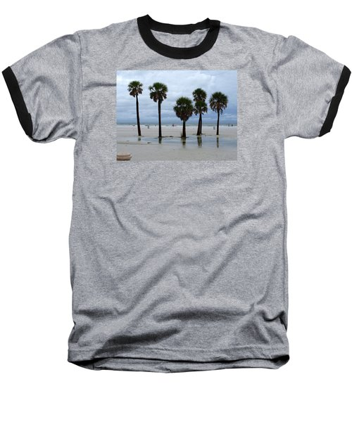 Clearwater Beach Baseball T-Shirt