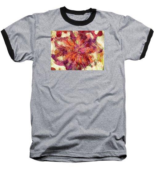 Clematis Absentia 21 Baseball T-Shirt