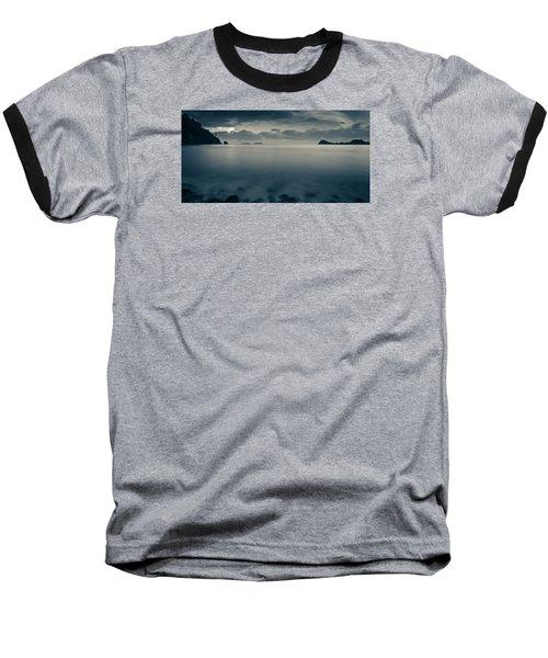 Cleopatra Bay Turkey Baseball T-Shirt by Andreas Levi
