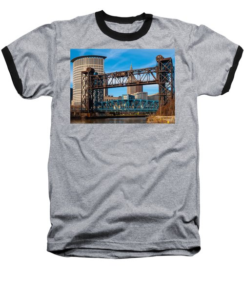 Cleveland City Of Bridges Baseball T-Shirt