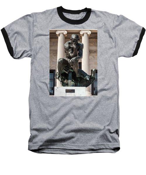Cleveland Museum Of Art Baseball T-Shirt