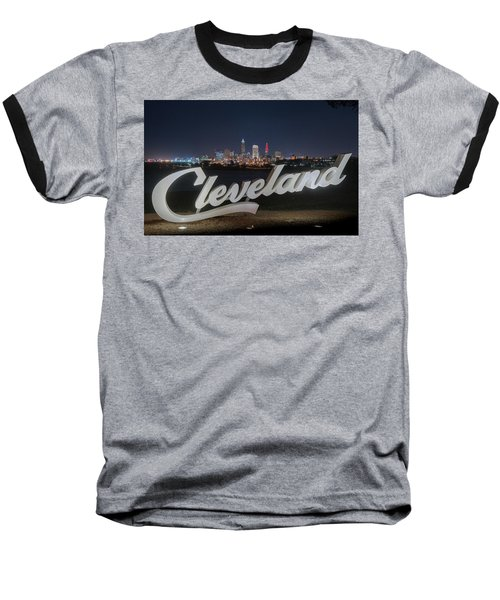 Cleveland Pride Baseball T-Shirt