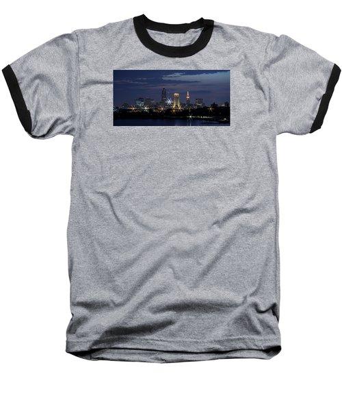 Cleveland Starbursts Baseball T-Shirt