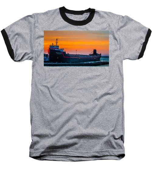 Cleveland Sunset Baseball T-Shirt