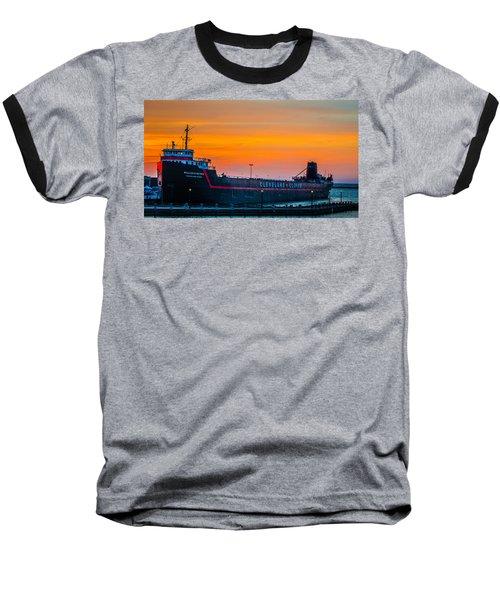 Cleveland Sunset Baseball T-Shirt