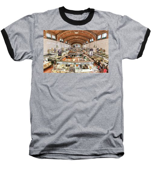 Cleveland Westside Market  Baseball T-Shirt