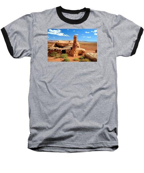 Cliff Dwellers Baseball T-Shirt