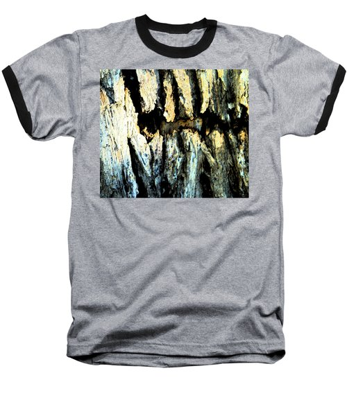 Baseball T-Shirt featuring the photograph Cliff Dwellings by Lenore Senior