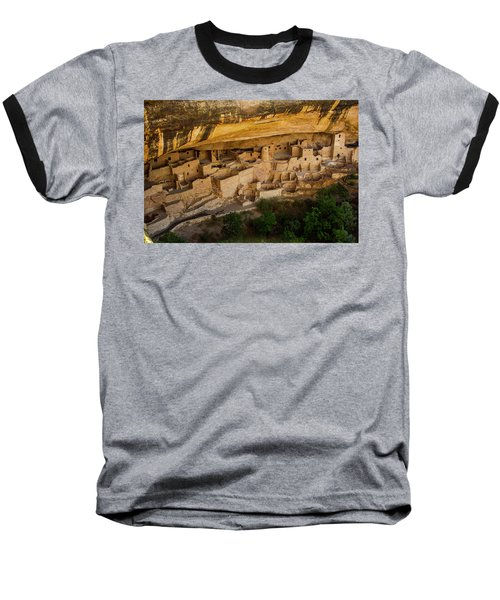Cliff House From Above Baseball T-Shirt