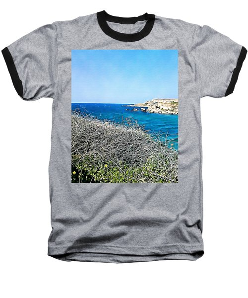 Cliff  Baseball T-Shirt