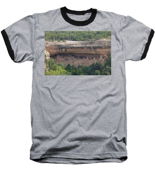 Cliff Palace Mesa Verde Baseball T-Shirt