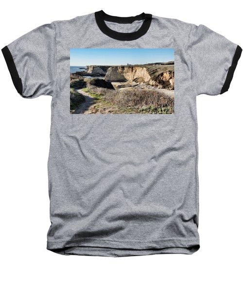 Cliff Top Baseball T-Shirt