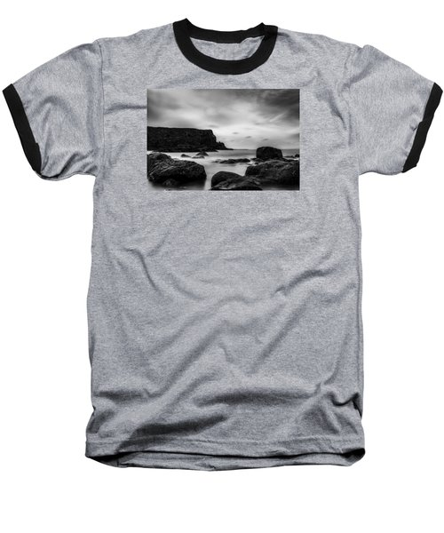 Cliffs Near Causeway Baseball T-Shirt