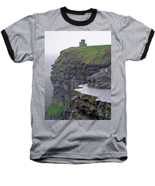 Cliffs Of Moher Ireland Baseball T-Shirt