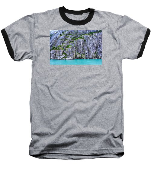 Cliffs Of The Inside Passage Baseball T-Shirt